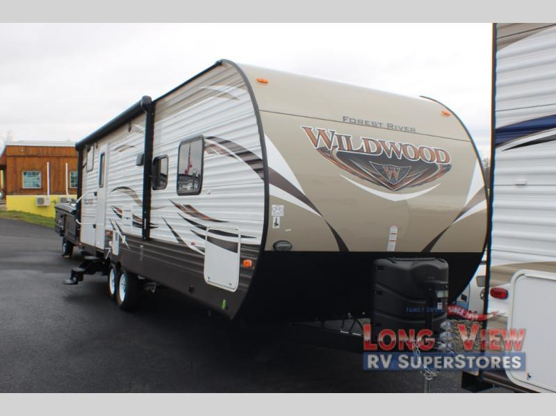 2017 Forest River Rv Wildwood 27DBK