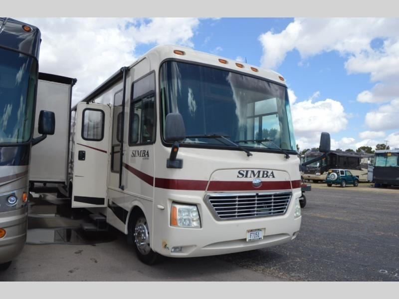 2008 Safari Simba Gas 33SFS