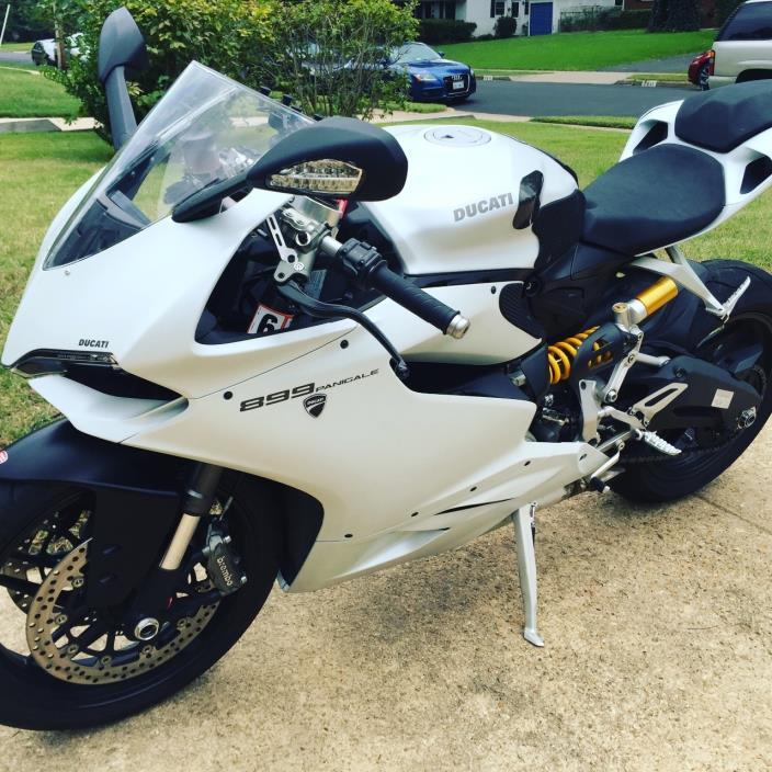 2014 Ducati SUPER SPORT 900