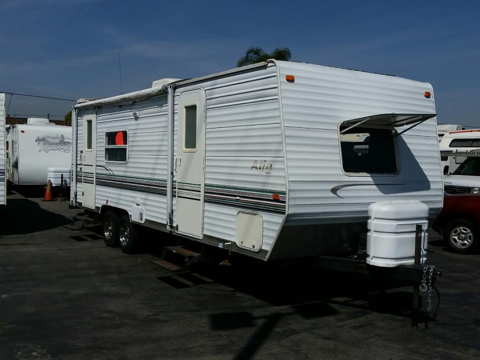 2004 Skyline Aljo 250