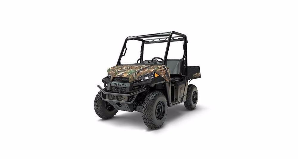 2017 Polaris RANGER EV Li-Ion Polaris Pursuit