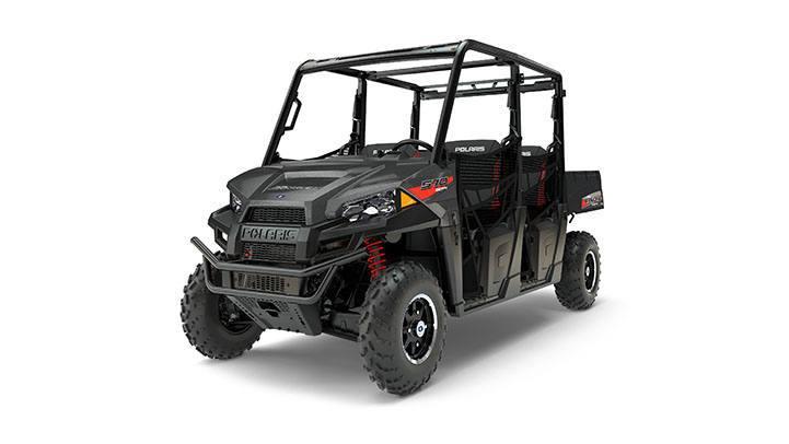2017 Polaris RANGER CREW 570-4 EPS Titanium Meta