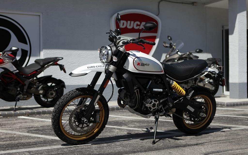 Ducati Scrambler Spokane