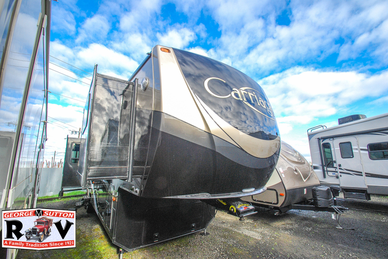 2015 Crossroads Rv Carriage CG40RE