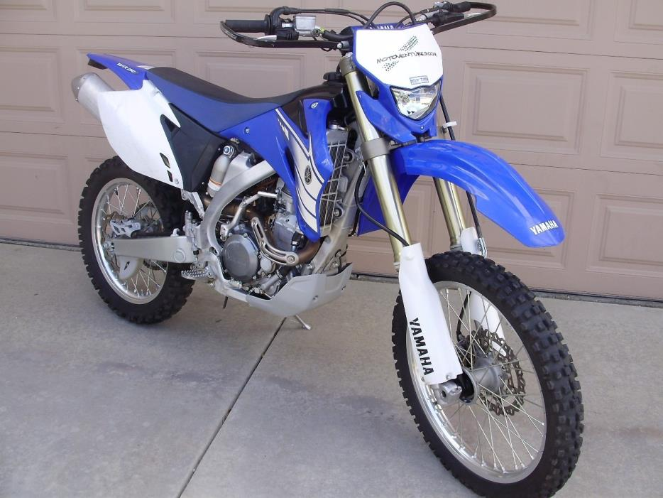 2007 yamaha wr250f vehicles for sale