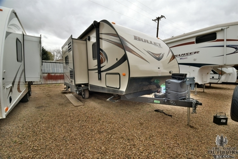 2015 Keystone Rv Bullet 220RBI