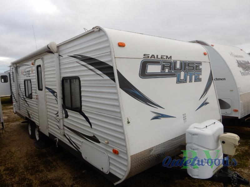 2013 Forest River Rv Salem Cruise Lite 261BHXL