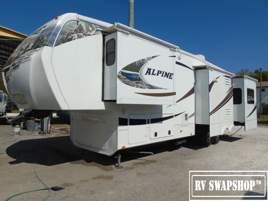 2010 Keystone ALPINE 3500RE