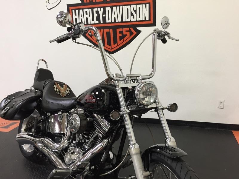 2008 Harley-Davidson FXSTC - Softail Custom