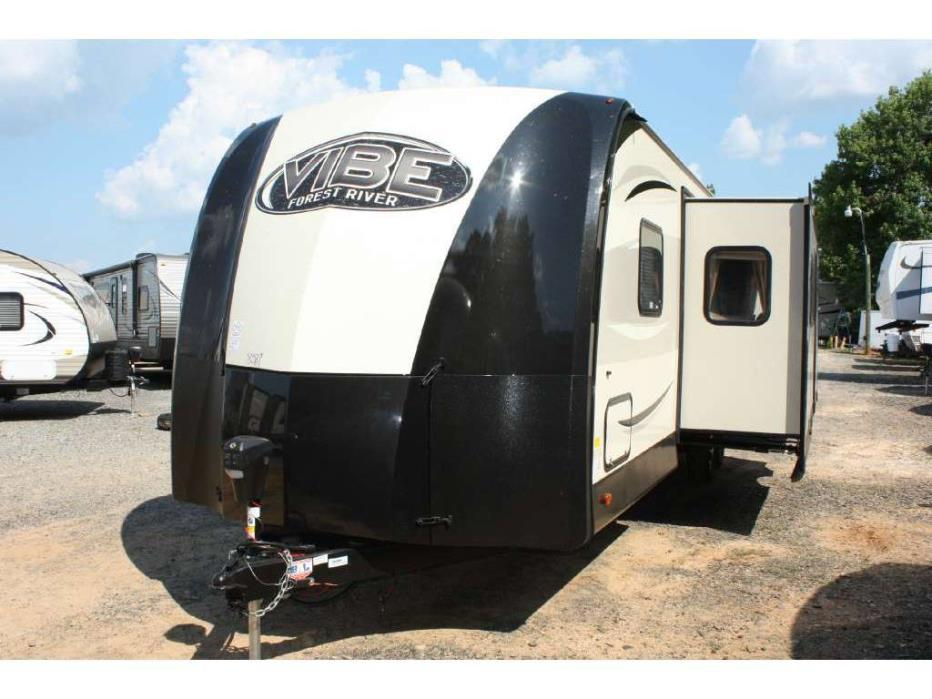 2016 Forest River VIBE 288RLS