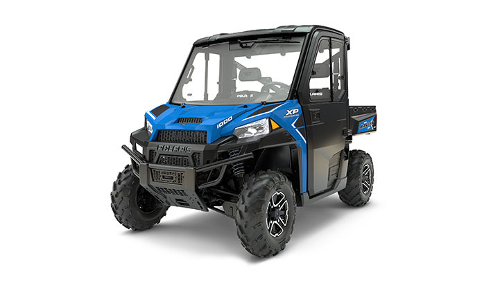2017 Polaris Ranger XP 1000 EPS Northstar HVAC Edition