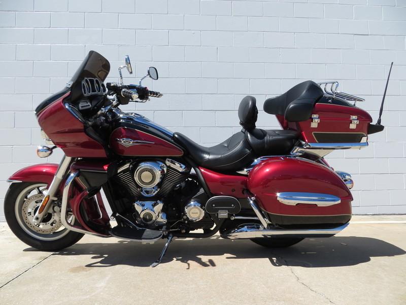 2010 Kawasaki Vulcan 1700 Voyager ABS