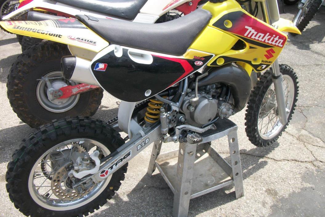 2004 Suzuki RM65