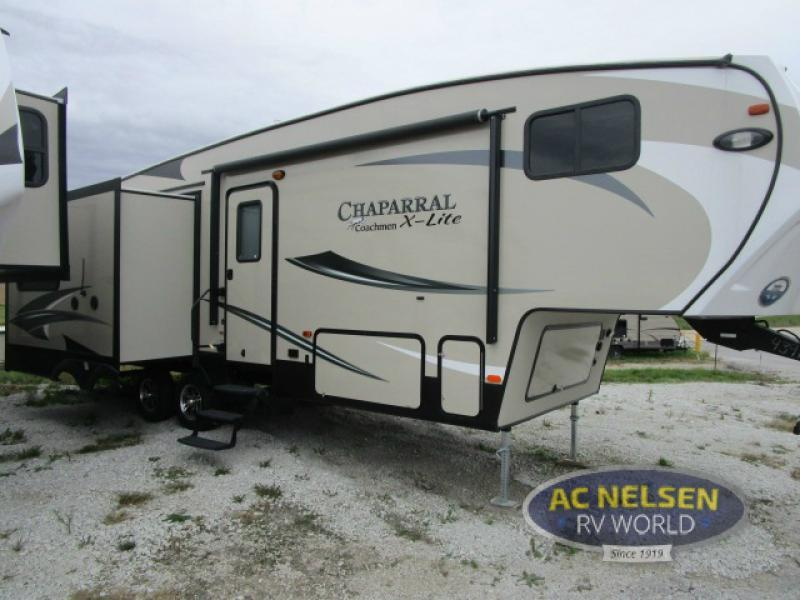 2017 Coachmen Rv Chaparral X-Lite 31RLS