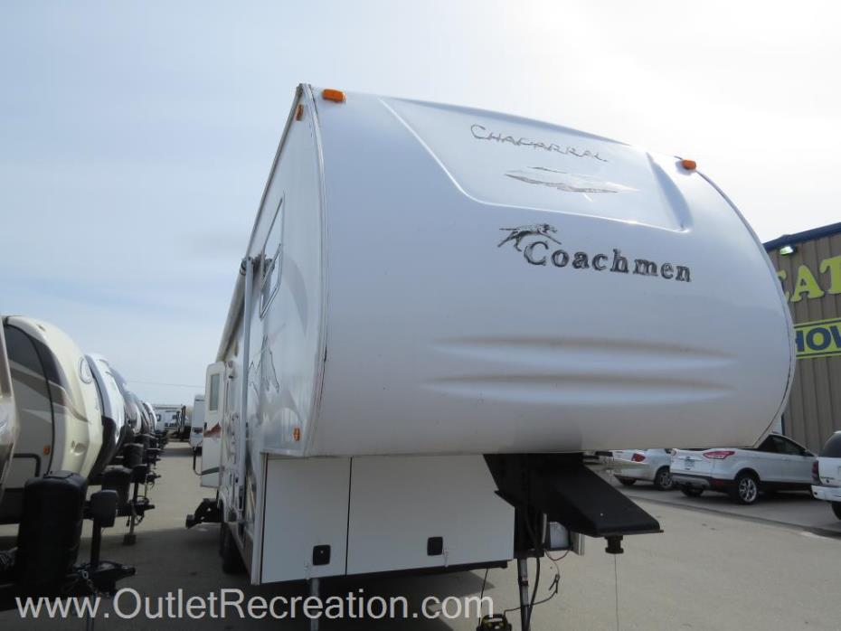 2005 Coachmen Chaparral 276RLS