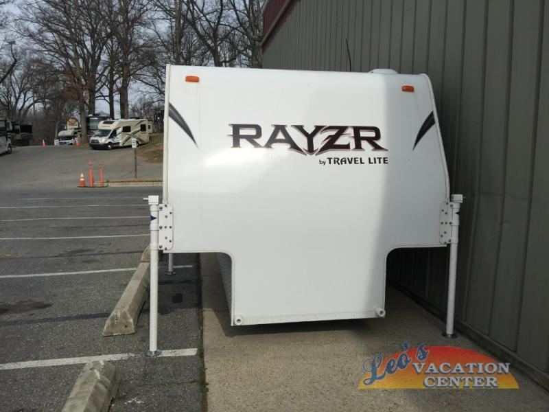 2017 Travel Lite Truck Campers Rayzr FB