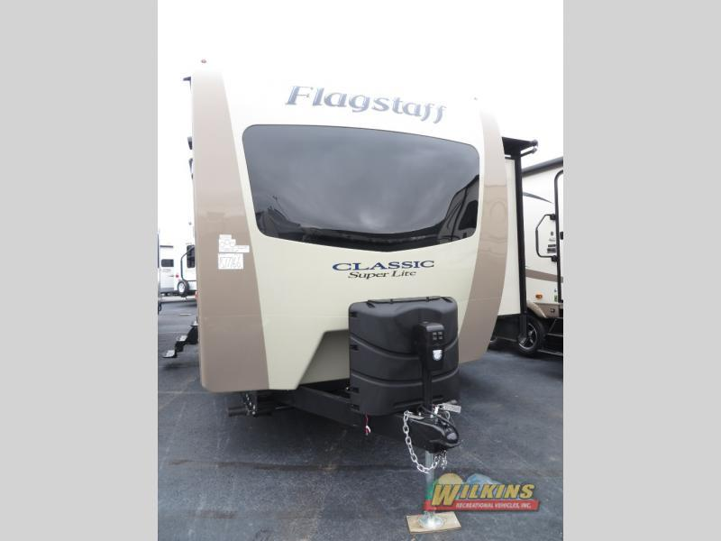 2018 Forest River Rv Flagstaff Classic Super Lite 831CLBSS