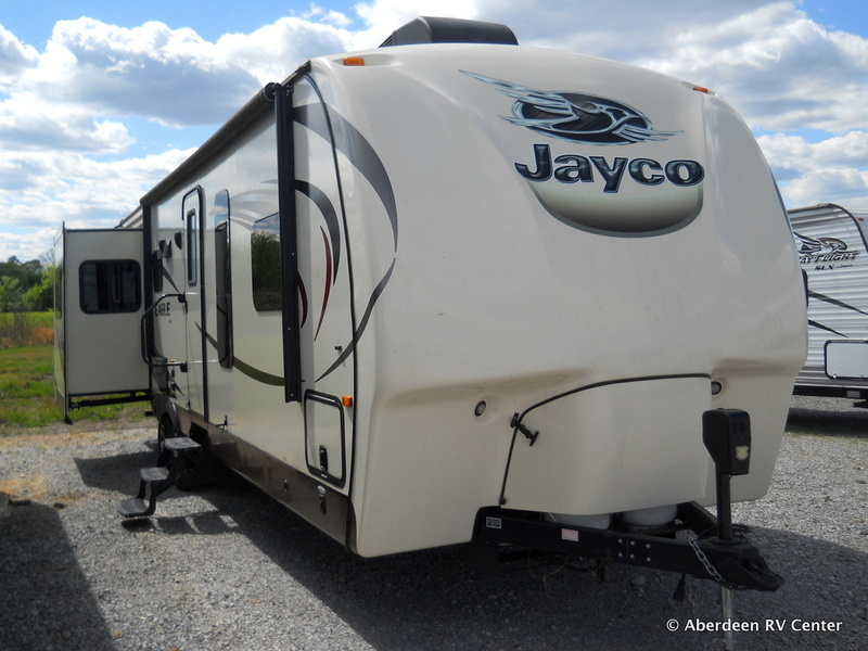 2015 Jayco Eagle Travel Trailers 318RETS