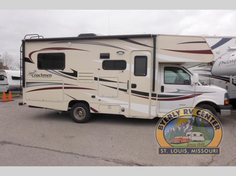 2016 Coachmen Rv Freelander 21QB Chevy 4500