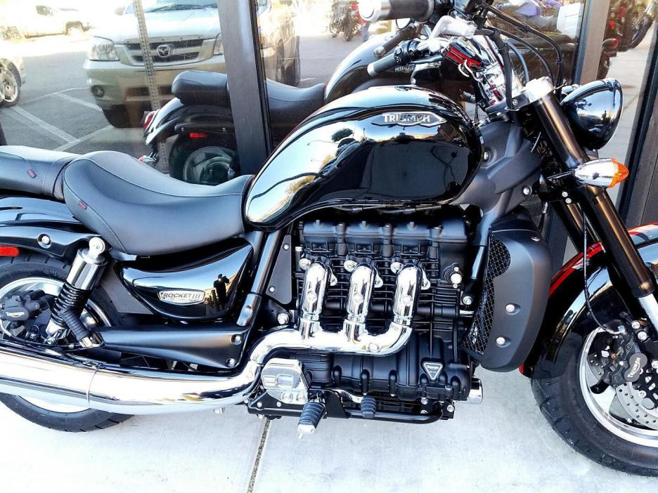 triumph rocket iii roadster motorcycles for sale. Black Bedroom Furniture Sets. Home Design Ideas