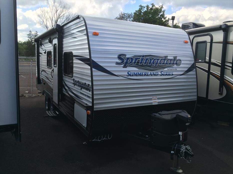 2017 Keystone Springdale Summerland 2020QB