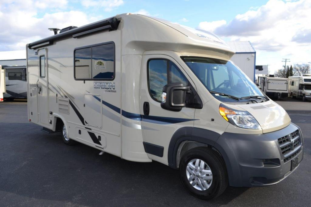 2016 Coachmen Orion P24RB