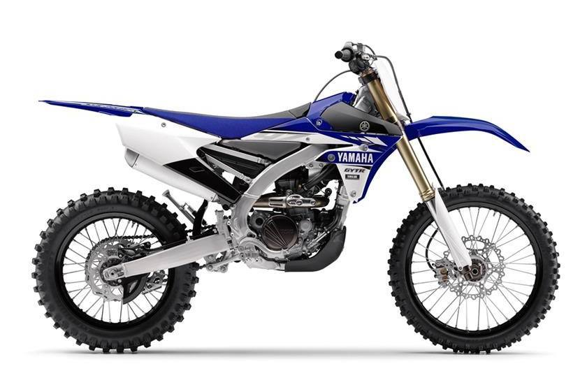 2017 Yamaha YZ-250FX