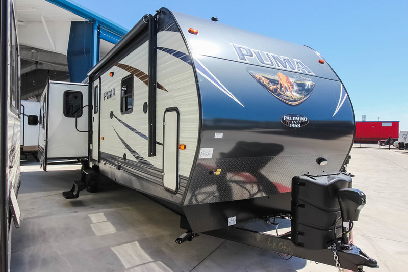 Leduc Rv Dealers >> Forest River Puma 31rlqs RVs for sale