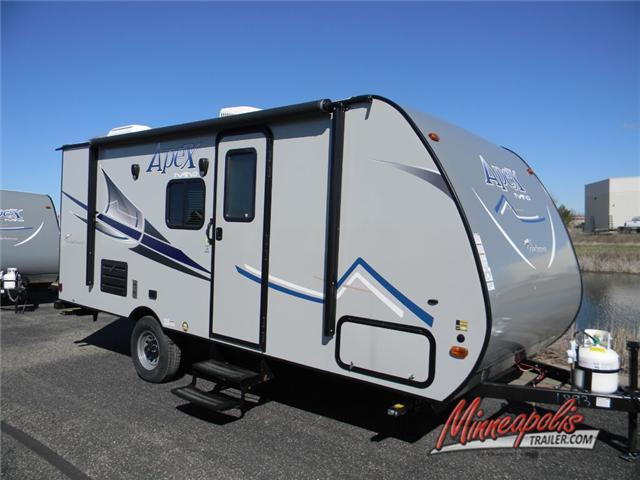 2018 Coachmen Rv Apex Nano 191RBS