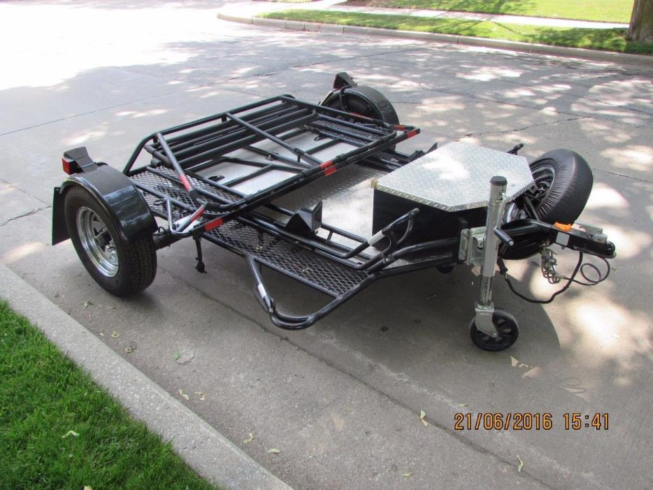 2010 Kendon DUAL TRAILER
