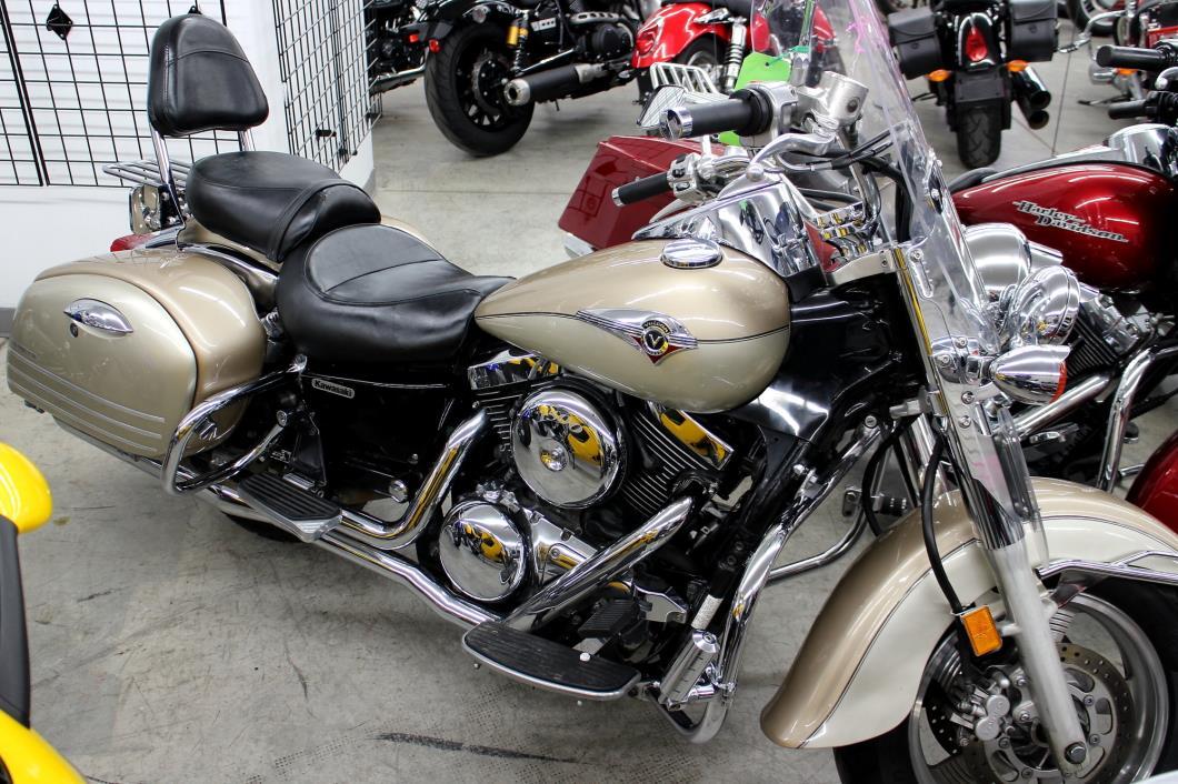 2002 Kawasaki VN1500LS