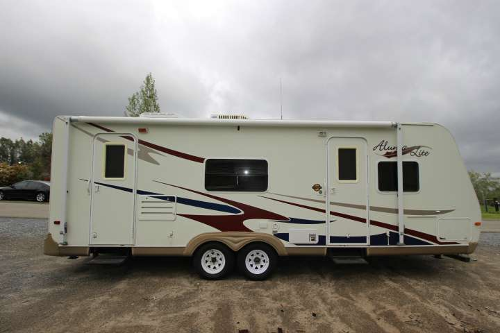 2007 Holiday Rambler Aluma-Lite 26