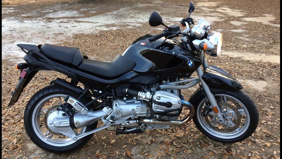 2004 BMW R 1150 R