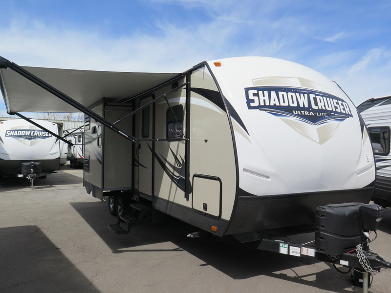 2018 Cruiser Rv Shadow Cruiser SC 282 BHS