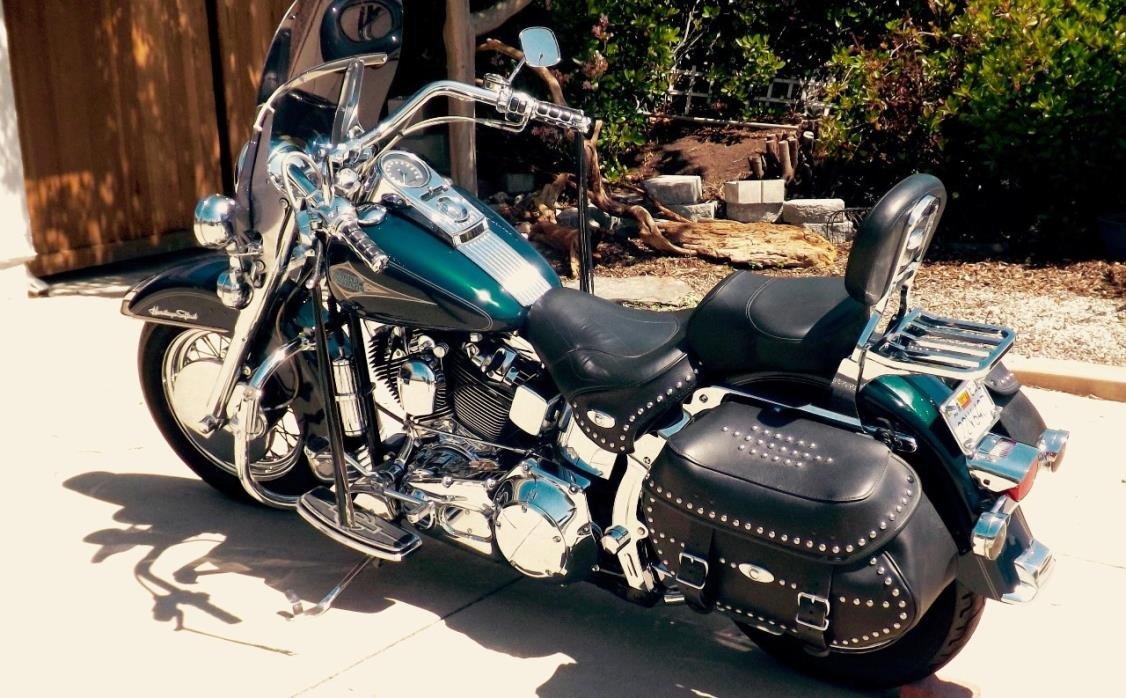 2001 Harley-Davidson HERITAGE SOFTAIL CLASSIC