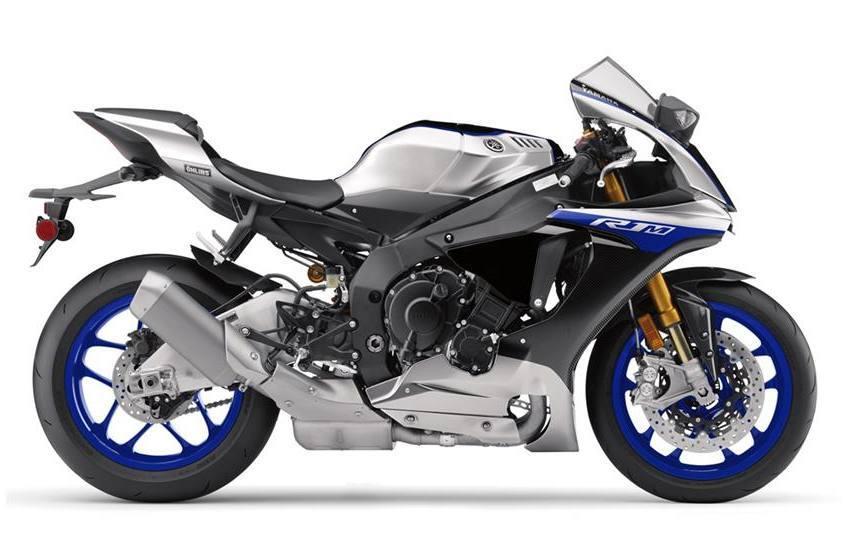 2017 Yamaha YZFR1MHC
