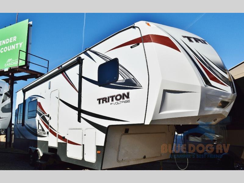 2016 Dutchmen Rv Triton VT2951