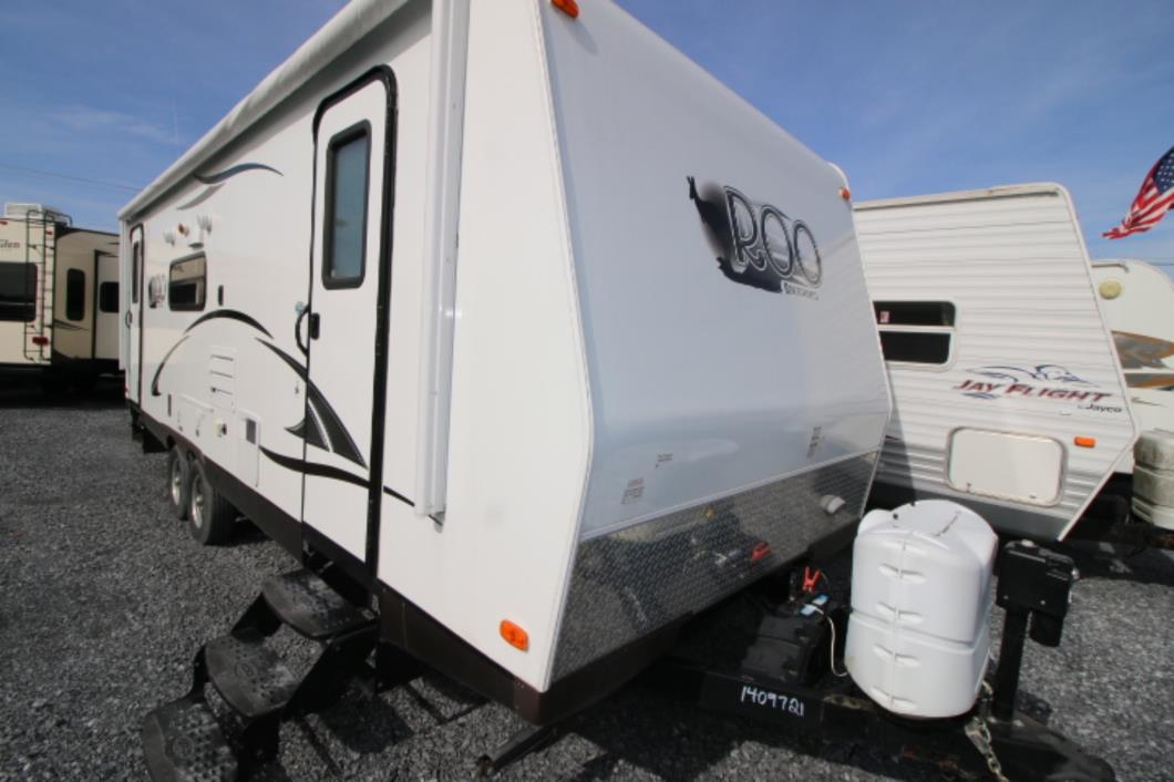 2013 Rockwood ROO 25RS
