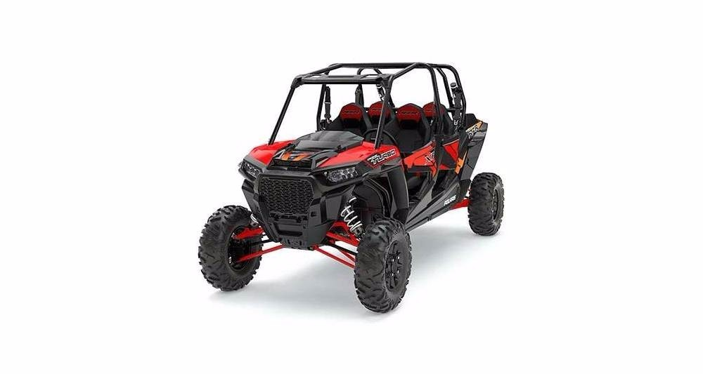 2017 Polaris RZR XP 4 TURBO EPS