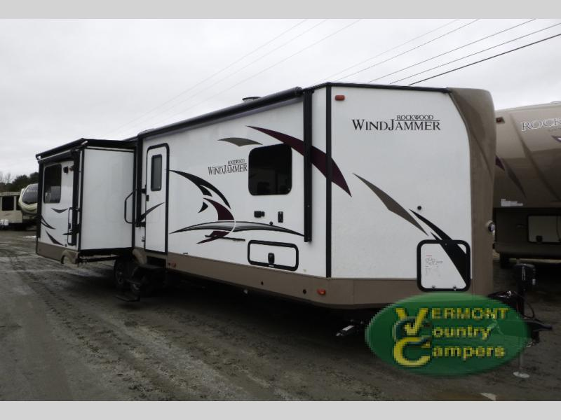 2018 Forest River Rv Rockwood Wind Jammer 3029W