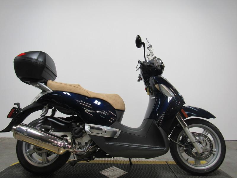 2008 Aprilia Scarabeo 500 I.E.