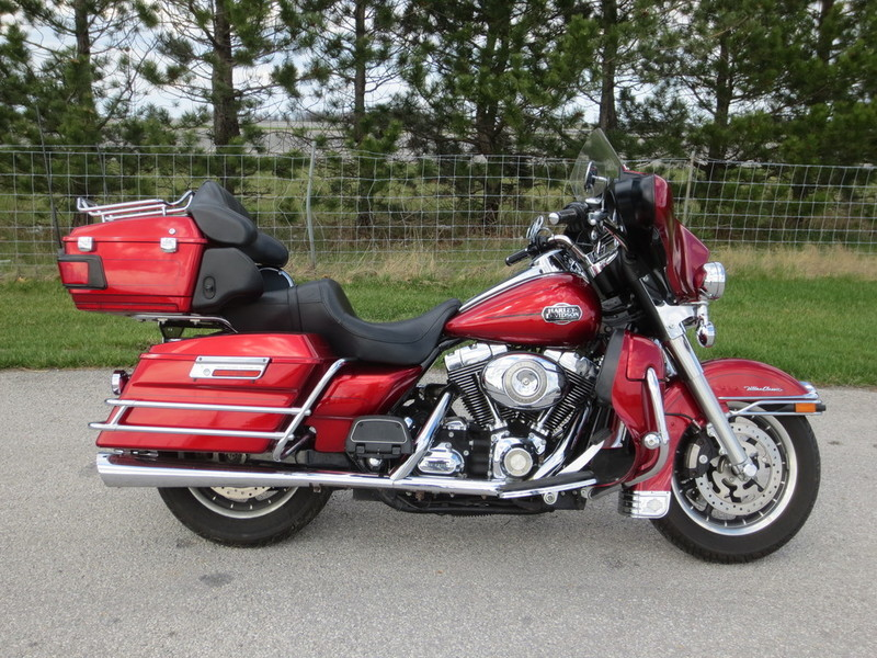 2008 Harley-Davidson FLHTCU - Ultra Classic Electra Glide