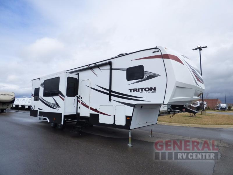 2017 Dutchmen Rv Voltage V3551