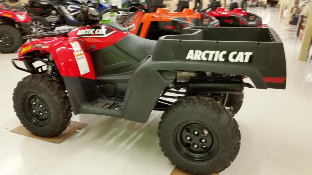 2016 Arctic Cat TBX 700