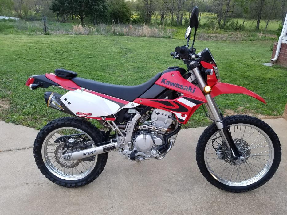 2009 Kawasaki KLX 250
