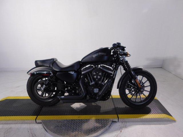 2014 Harley Davidson Sportster Iron 883 XL883N