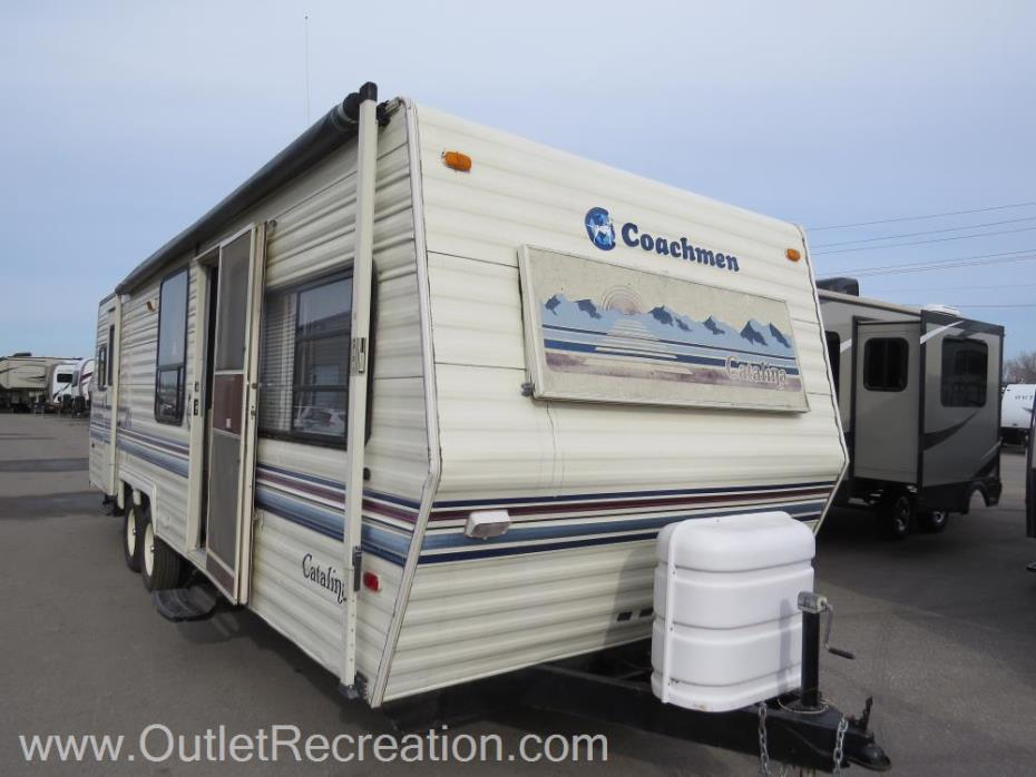 1990 Coachmen Catalina27FL