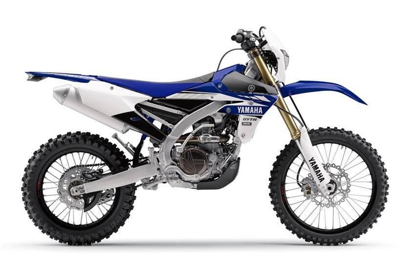2017 Yamaha WR 450F