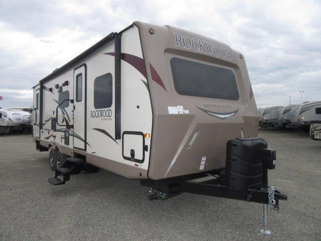 2018 Forest River Rockwood Ultra Lite 2702WS Solid Surface/
