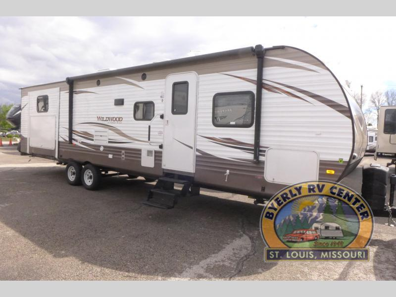 2018 Forest River Rv Wildwood 31KQBTS